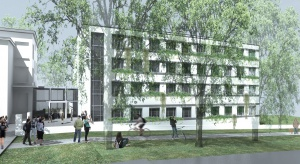 PB Architekci zaprojektowali, a Skanska rozbuduje Uniwersytet Przyrodniczy w Poznaniu