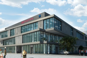 Nowe centrum handlowe we Wrocławiu. To projekt Arche