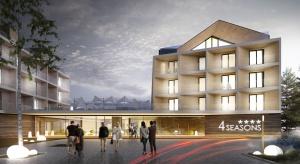 4Seasons Resort - luksusowy aparthotel według projektu Q2Studio