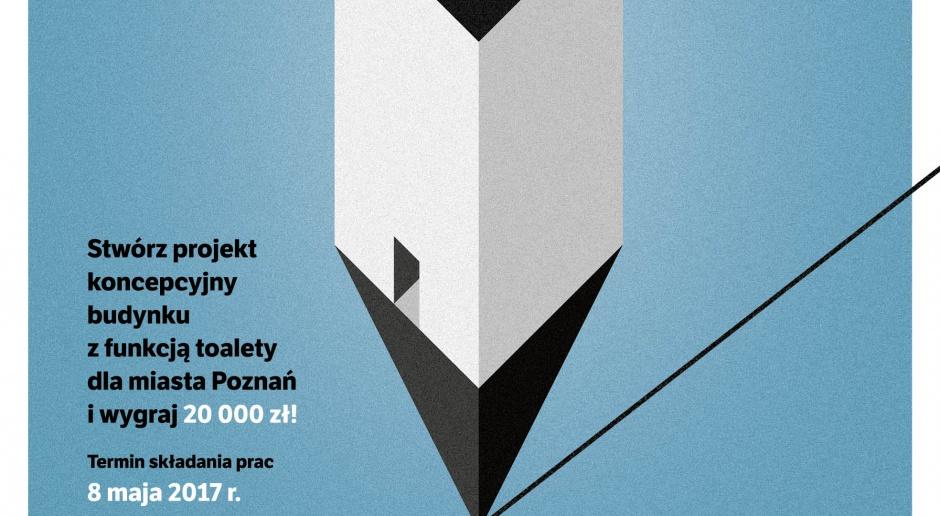 Rusza konkurs na projekt toalety publicznej w Starym Korycie Warty