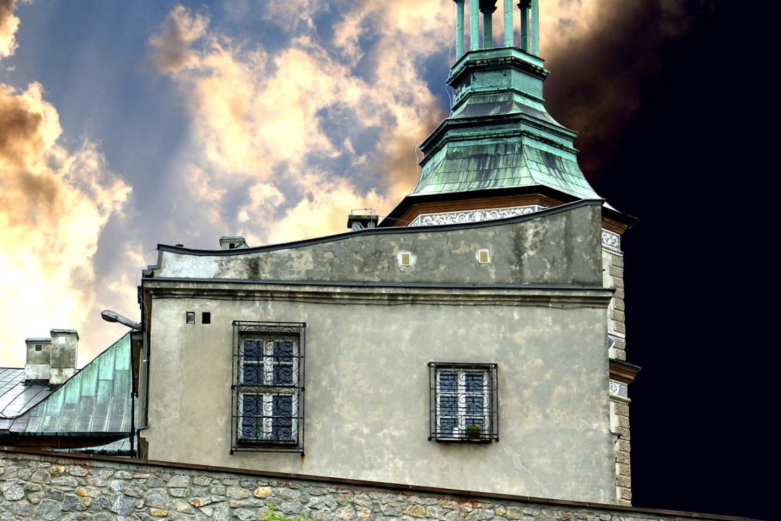 Rewitalizacja kościoła i klasztoru na Karczówce. Jest dofinansowanie z UE