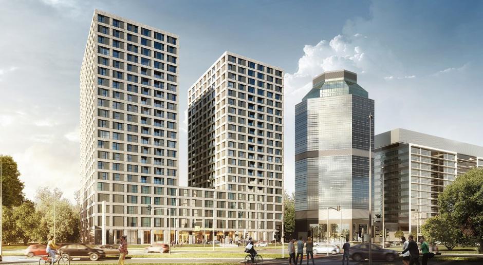 Nowy hotel Holiday Inn w Warszawie będzie mocno innowacyjny