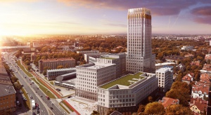 Unity Tower będzie najwyższym budynkiem w Krakowie. Czas na wykonawcę
