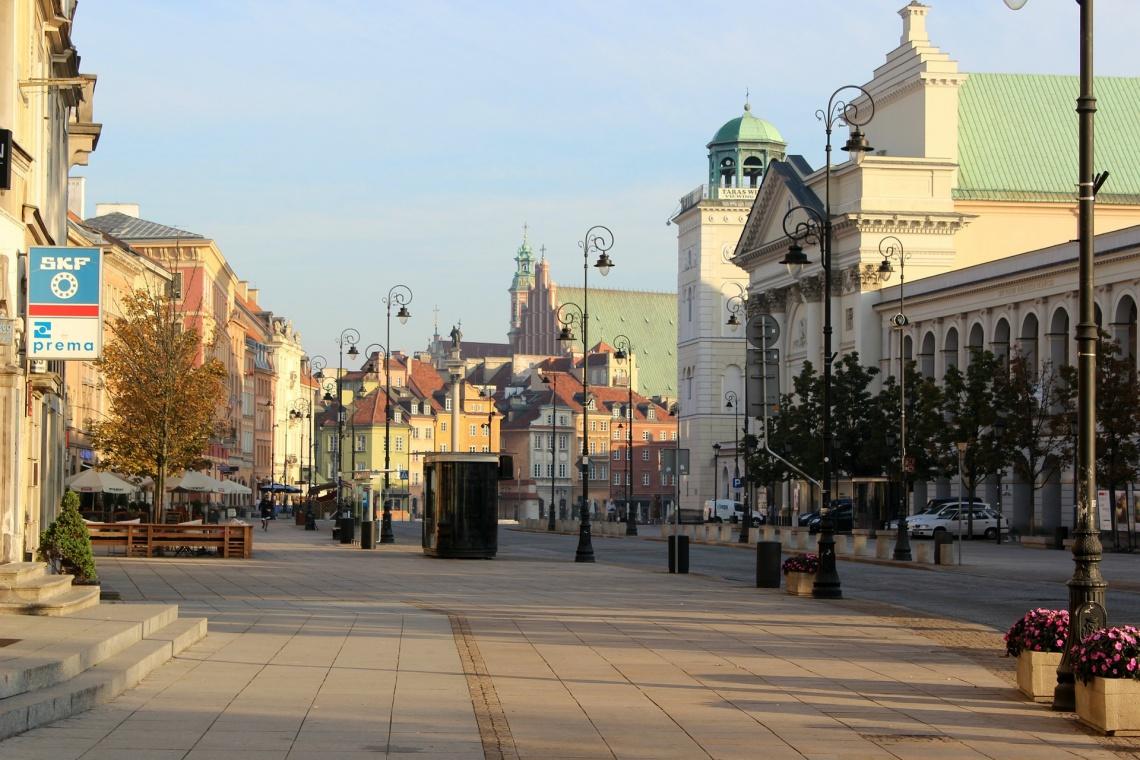 W Warszawie obiekty publiczne tylko z konkursu