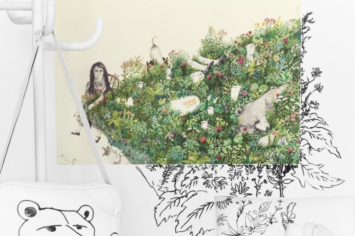 Polska artystka zaprojektowała dla IKEA niezwykły plakat