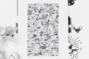 Nowa limitowana kolekcja od IKEA. To plakaty artystów z całego świata