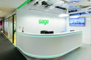 Nowe biuro Sage w modelu Open Book. Więcej niż oczekujesz