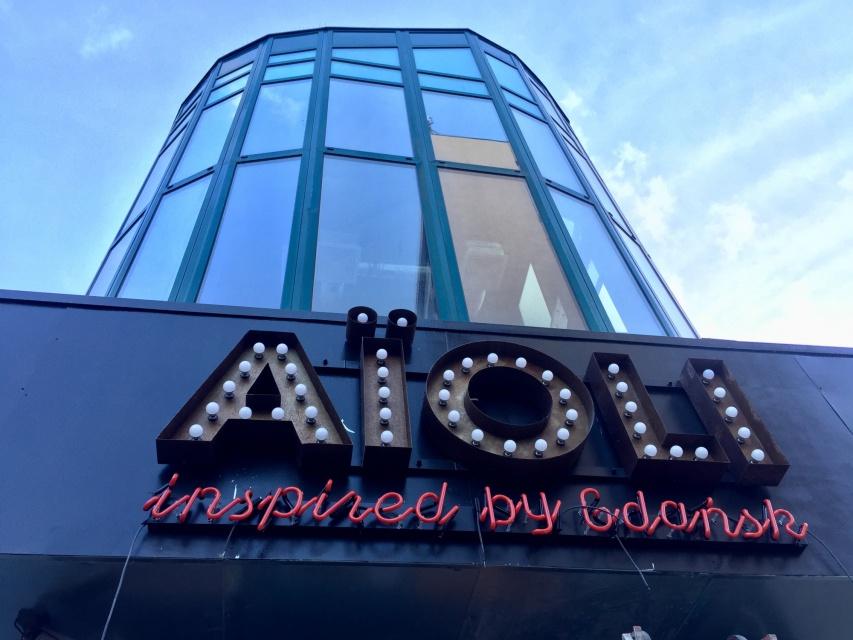 AïOLI inspired by Gdańsk, czyli nowa miejska kantyna