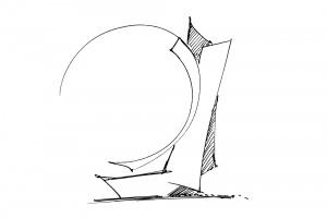 """""""Być jak Daniel Libeskind"""" - wystawa w wieżowcu Złota 44"""