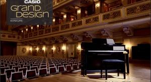 Designerskie pianino docenione