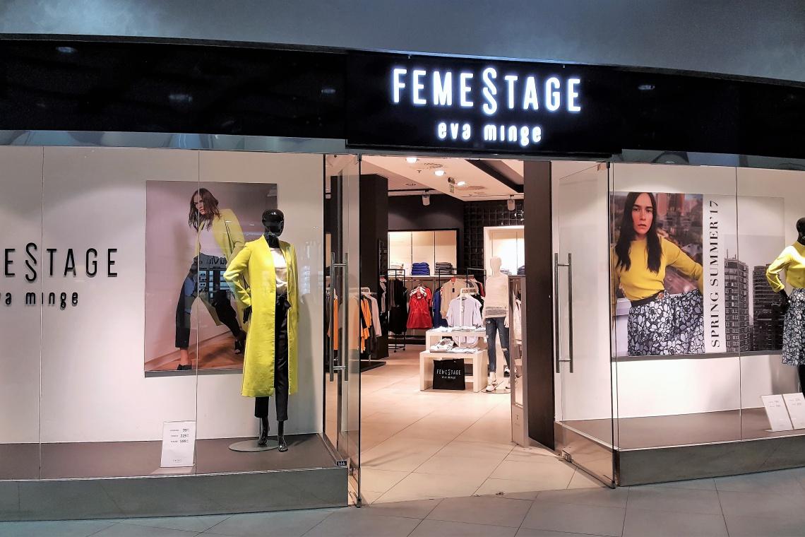 Salon Femestage Eva Minge w Sky Tower. Połączenie haute couture z funkcjonalnością