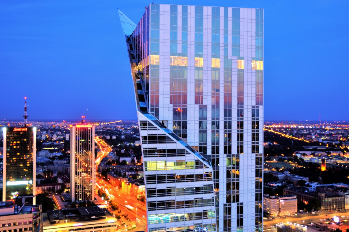Boom na luksusowe wieżowce trwa w najlepsze. Oto trzy prestiżowe projekty z Polski
