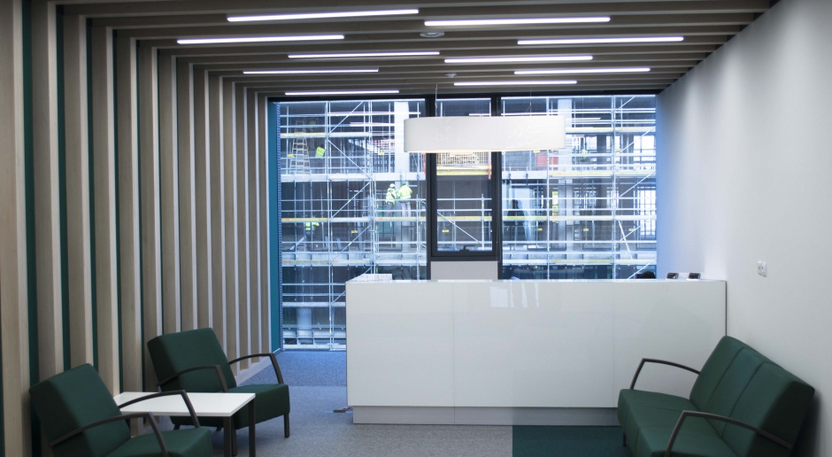 Biura serwisowne rosną w siłę. Tak wygląda najnowsze pod marką Office Hub