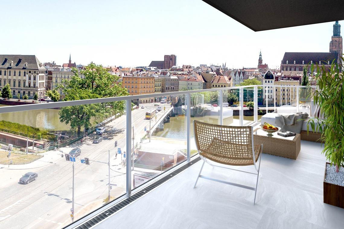 Francuskie inspiracje we Wrocławiu. To projekt Sud Architekt