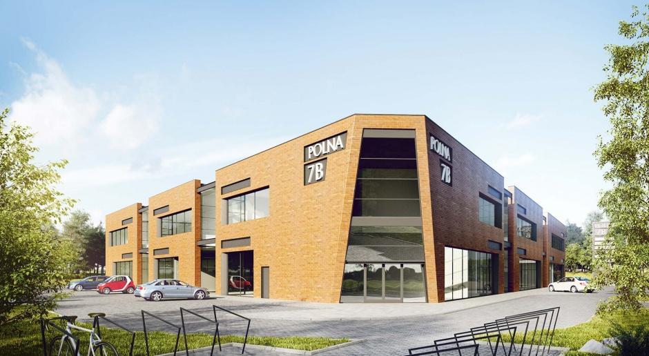 Polna 7B: designerskie dwa piętra od Inwestprojekt ABPBi U