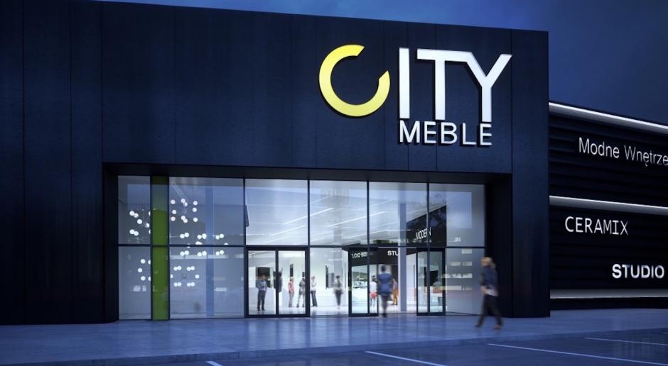 Trójmiejska Galeria Wnętrz City Meble już otwarta