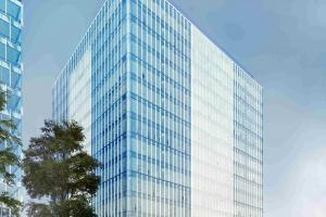 Powstaje siódmy wieżowiec Olivia Business Centre. Czy architektura zachwyci?