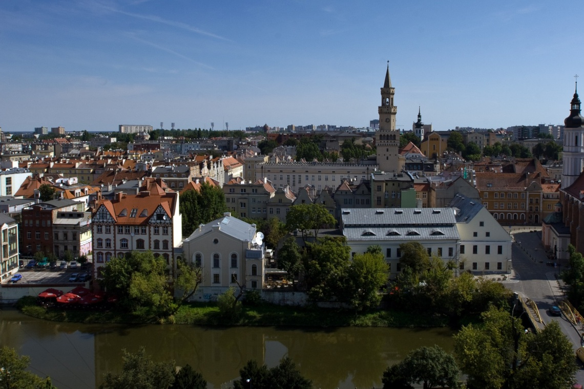 Na starcie konkurs na najlepszą przestrzeń publiczną województwa opolskiego