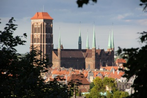 Symbol Gdańska do remontu