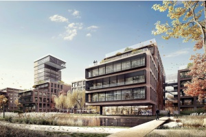 HRA Architekci zaprojektują siedzibę PGNiG w Warszawie