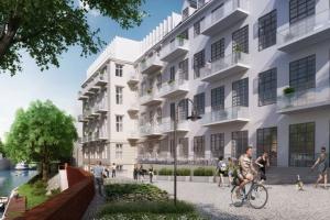 Kolejne zrewitalizowane budynki w ramach projektu Bulwar Staromiejski