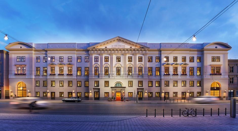 Takiego hotelu w Krakowie jeszcze nie było. Znamy szczegóły inwestycji