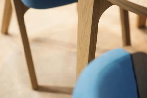 Udomowione meble od Husarska Design Studio