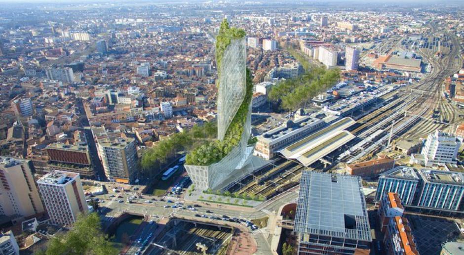 Nowa wieża Libeskinda
