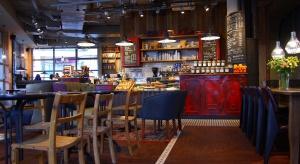 Pierwsza kawiarnia na bulwarach nad Wisłą