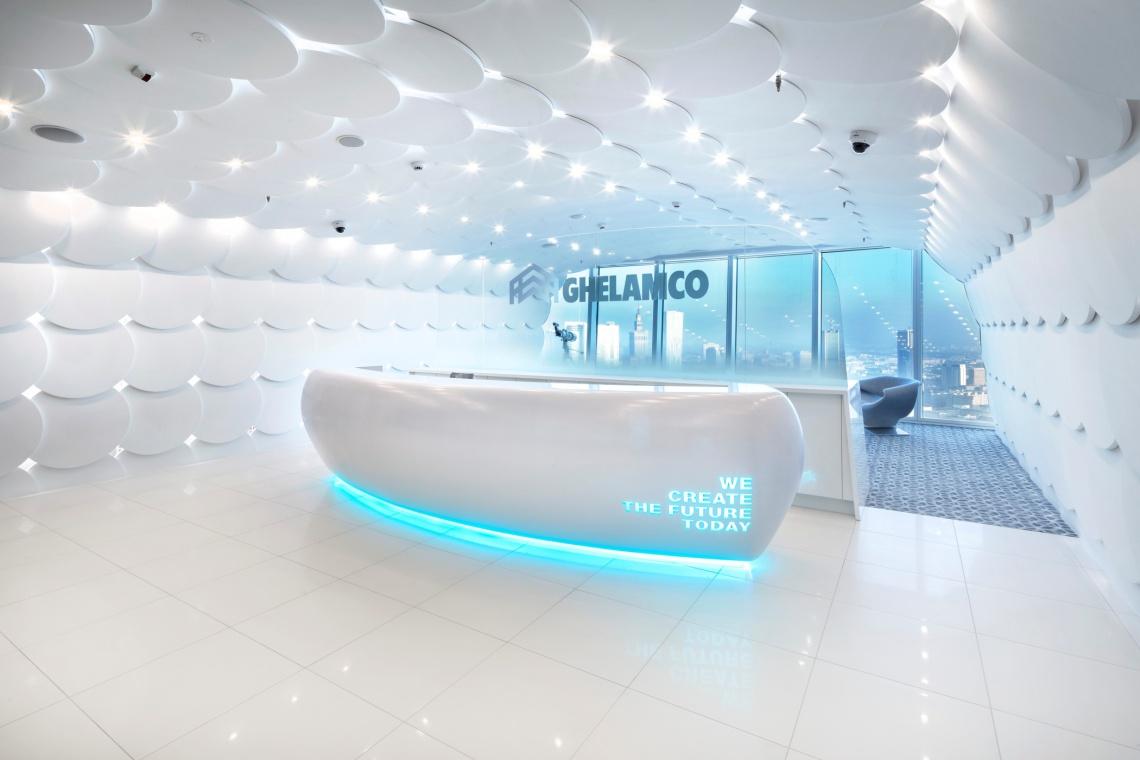 Zobacz futurystyczne biuro od Massive Design