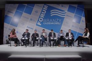 Łazienka prywatna i publiczna - o jej przyszłości porozmawiamy na Forum Branży Łazienkowej