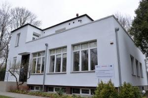"""Niezwykła Willa Żabińskich - oryginalna sceneria filmu """"Azyl"""""""