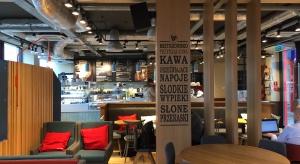 Costa Coffee po raz pierwszy w tym mieście. W najnowszym designerskim stylu