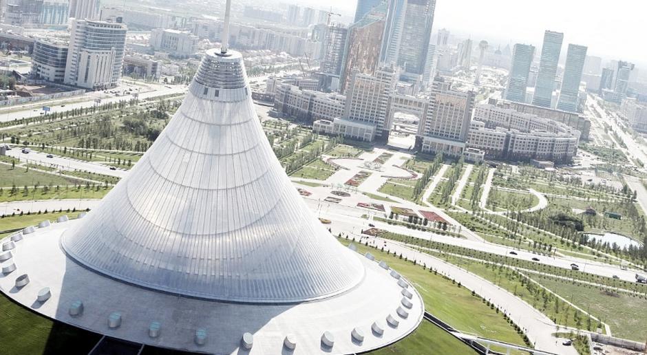 Tylko 9 pracowni z całego świata, a wśród nich Polacy. Kto zaprojektuje nowy symbol Kazachstanu?