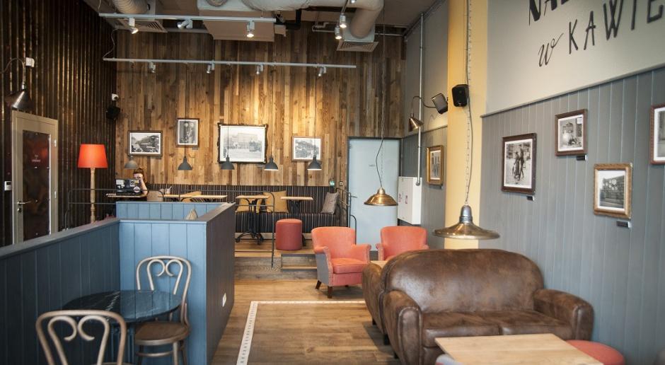 Green Caffè Nero tworzy unikalną kawiarnię w Krakowie