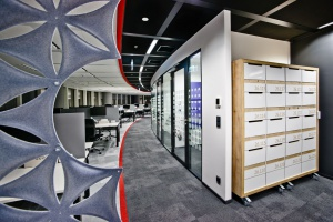 Kosmiczne technologie i sielskie opowieści. Tak wygląda biuro JLL