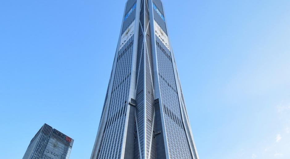 Jeden z najwyższych budynków świata otwiera się na biznes
