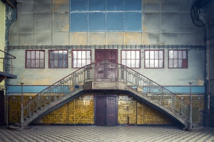 Magia łódzkich fabryk - zobacz unikalne zdjęcia
