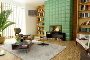 Elegancki minimalizm w stylu retro, czyli mid-century modern