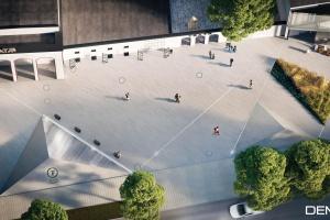 Nowa świeżość w przestrzeni placu. Oto projekt Demiurg