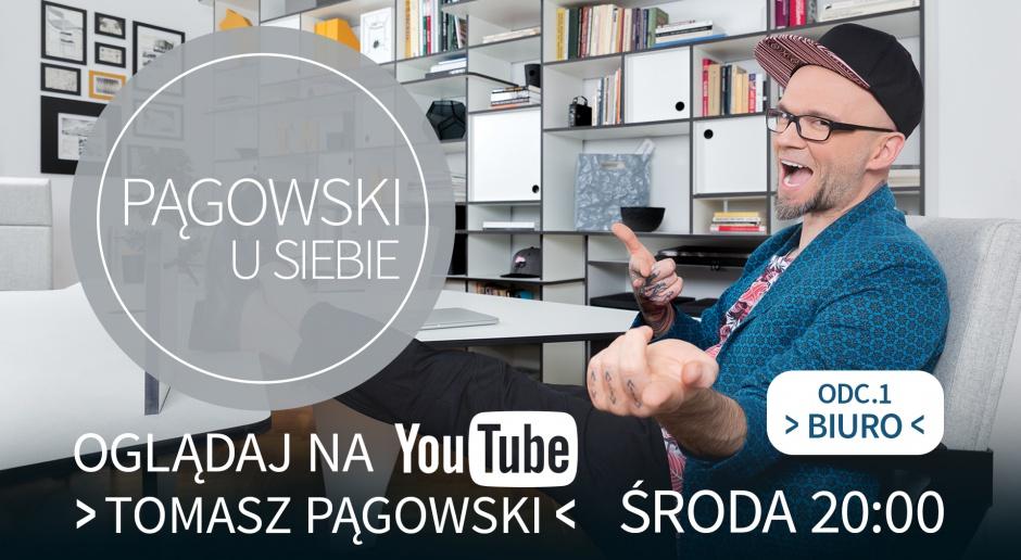 Home office według Tomasza Pągowskiego