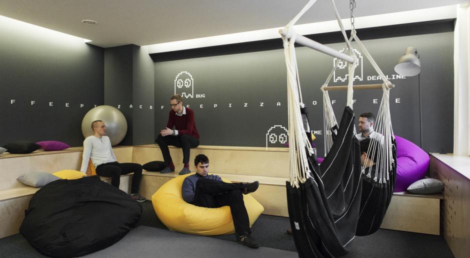 Designerskie i sprzyjające relaksowi. Takie jest nowe biuro Banku Millennium