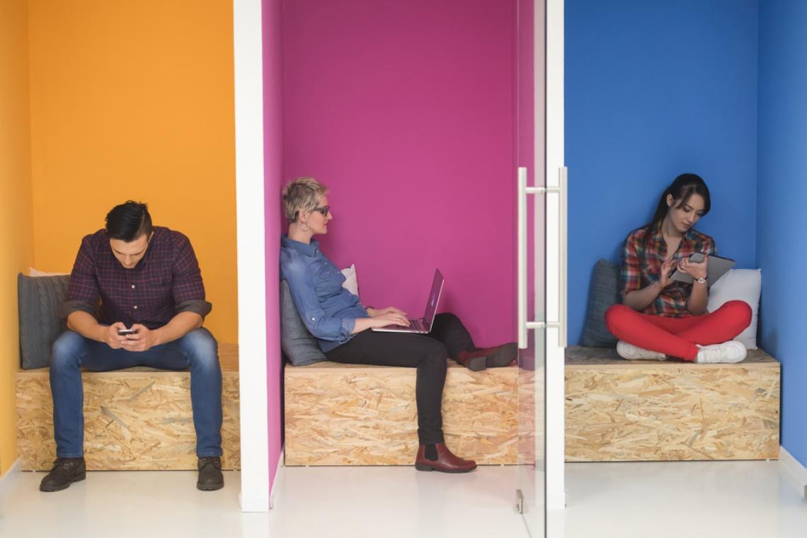 Czy kreatywna przestrzeń publiczna zastąpi tradycyjne biuro?