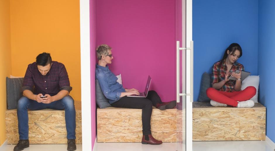 Pracownicy chcą biura do pracy, a nie zabawy