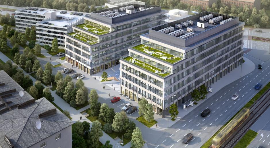 Imagine – oto nowy biurowiec w Łodzi