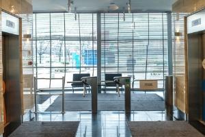 Biurowe wnętrza Blue City bez tajemnic