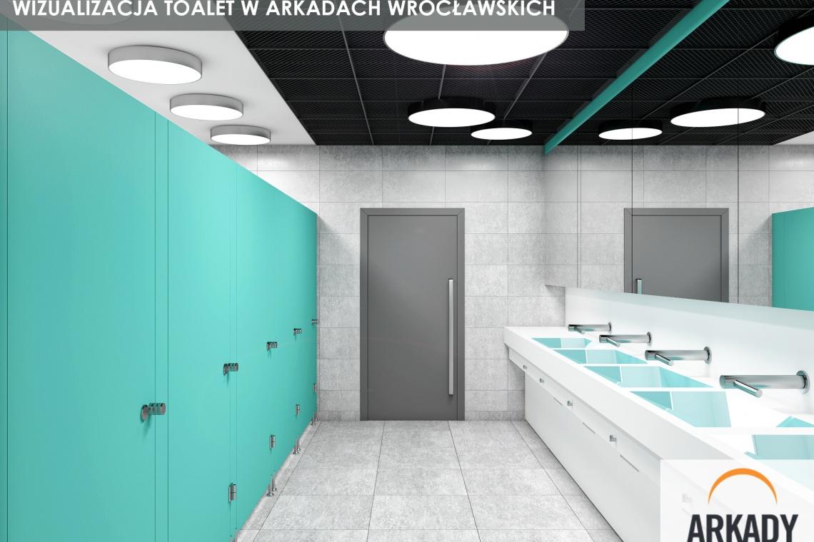 Kolejne zmiany w Arkadach Wrocławskich