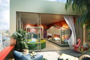 Oto hotel przyszłości