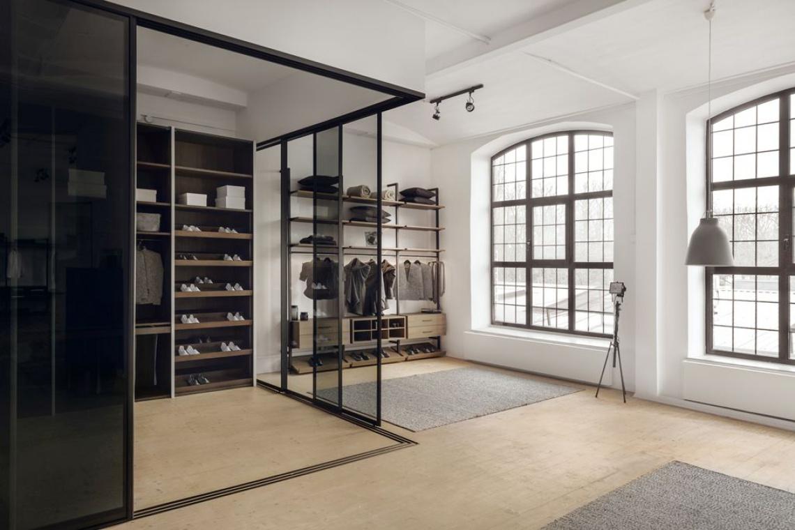 Showroom sprawdza się w lofcie