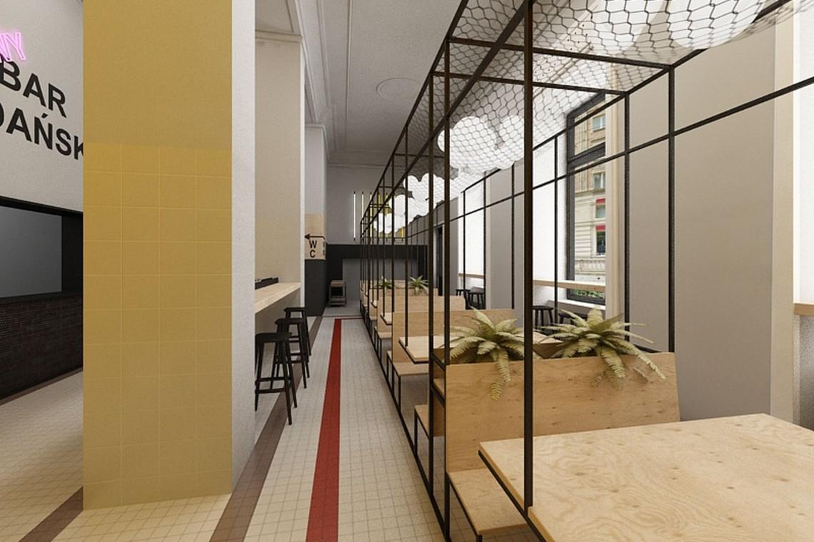 Reaktywacja Baru Gdańskiego – nowy bar mleczny na warszawskim Muranowie